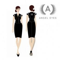 Angel Eyes Uniform
