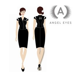 Angel Eyes Uniform